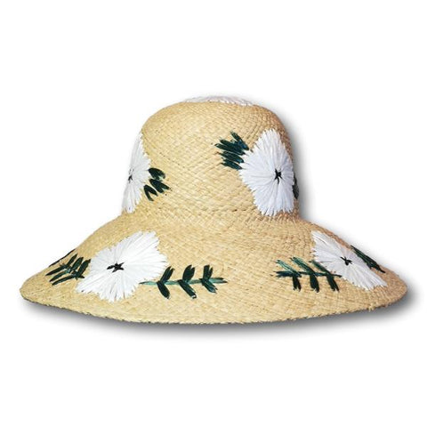 Puntacana Embroidered Sun Hat