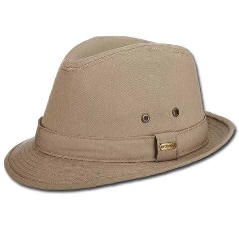 Water Repellent Fedora