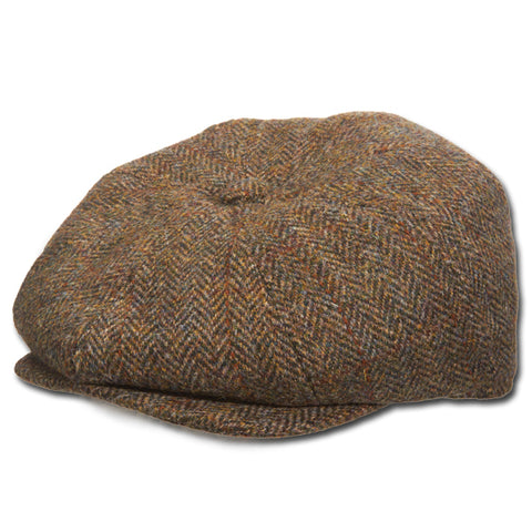 Stetson Harris Tweed Newsboy