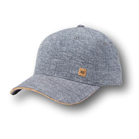 Ten Tree Cork Icon Hemp Cap