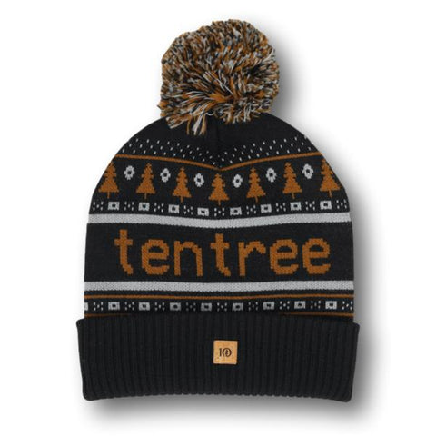 Ten Tree Cabin Pom Toque