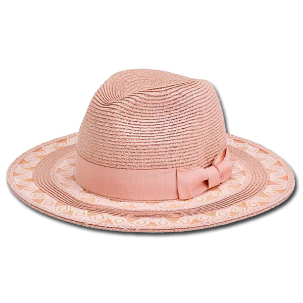 5341ec73bbd Diamond Stitch Fedora    BeauChapeau Hat Shop