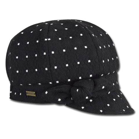 Patterned Adele Cap