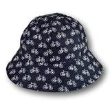 Patterned Rain Hat