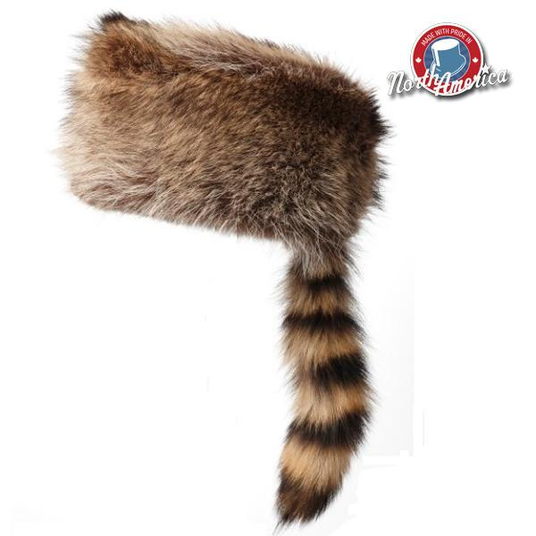 Coonskin Hat: Davy Crockett Coonskin Hat :: BeauChapeau Hat Shop