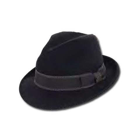 Two Tone Band Fedora