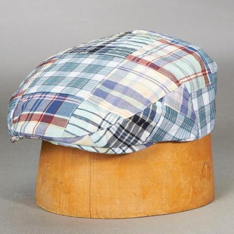 Stetson Patchwork plaid Ivy
