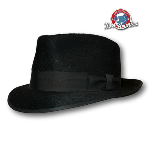 Duke Teardrop Fedora