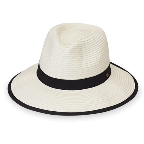 Gabi Split Back Fedora