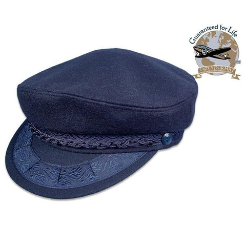 Greek Fisherman's Wool Cap
