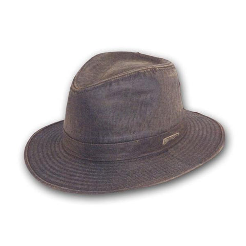 Weathered Indiana Jones Fedora
