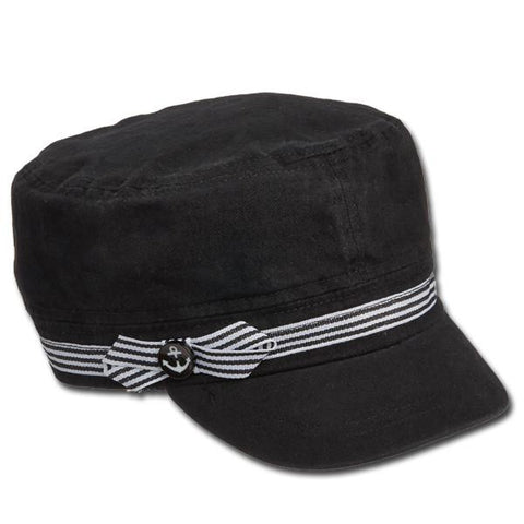 Nautical Stripe Cap