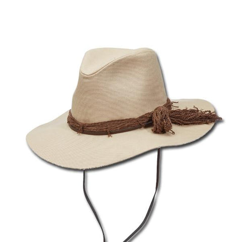 Rustic Safari Hat