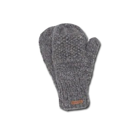 Solid Knit Mittens