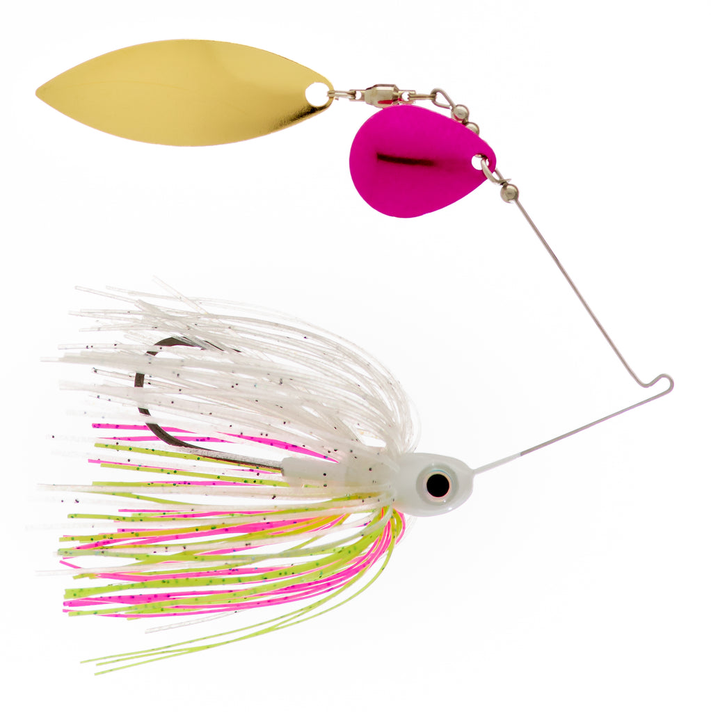 1/2 oz  Spunky Monkey Spinner Baits