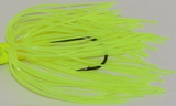 Chartreuse Replacement Skirt 3pk - Kajun Boss Outdoors