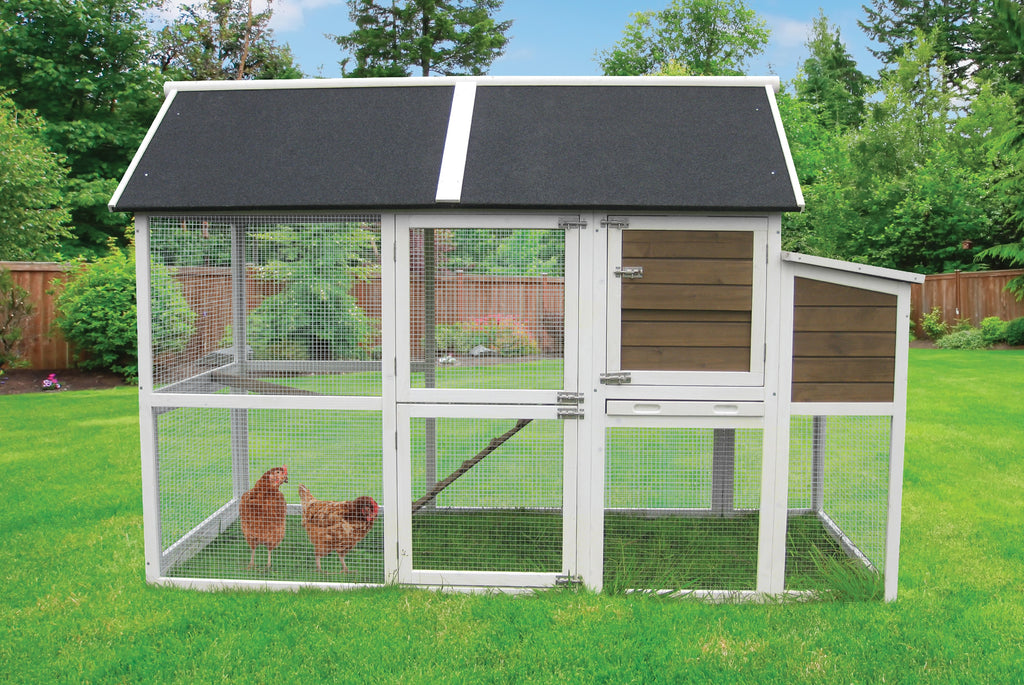 Coops & Feathers X-Large Superior Hen Coop (SKU 220-36)