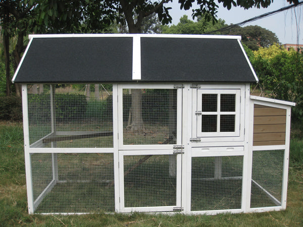 Coops & Feathers®  X-Large Superior Hen Coop