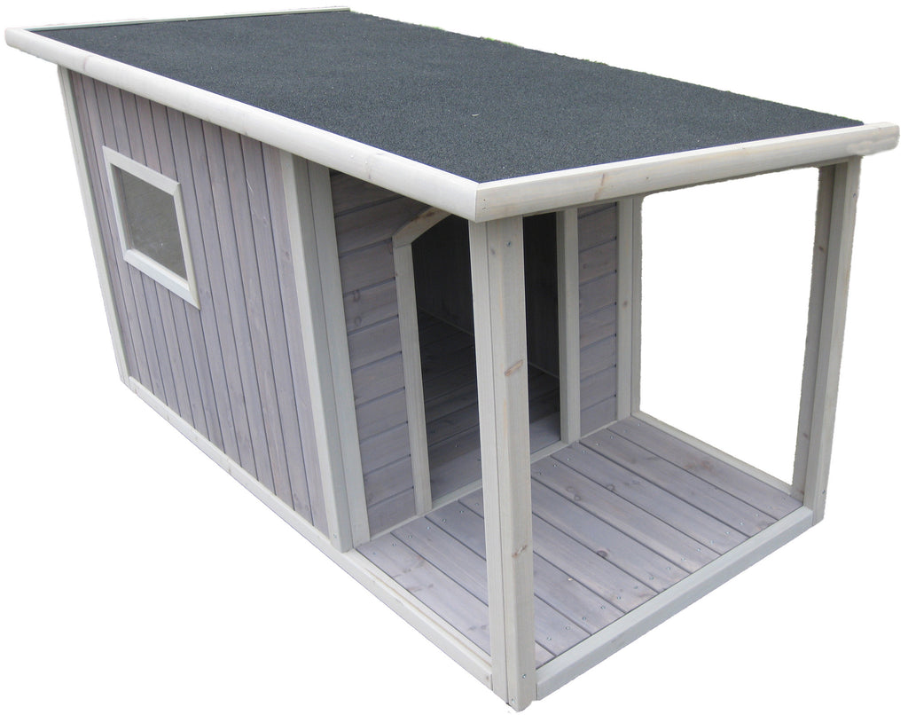 "Houses & Paws™ Urban Classic Pet House 58"" x 32"" x 31.5"" item #280-20"