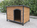 "House & Paws™ Cabin Home Medium 41"" x 26"" x 27.5"" item #280-65"
