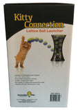 Kitty Connection™ Lattice Ball Launcher Item #598-01