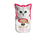 Kit Cat™ Tuna & Smoked Fish Purr Puree Item #533-06