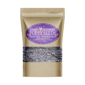 Coops & Feathers® Poppy Seeds