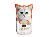 Kit Cat™ Chicken & Salmon Purr Puree  Item #533-03