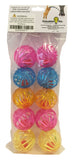 Kitty Connection Lattice Ball Extras, 10 Pack item #598-05