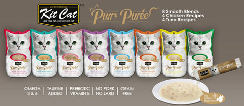 Kit Cat™ Purr Puree Assrtd #533-8PACK Try All 8!