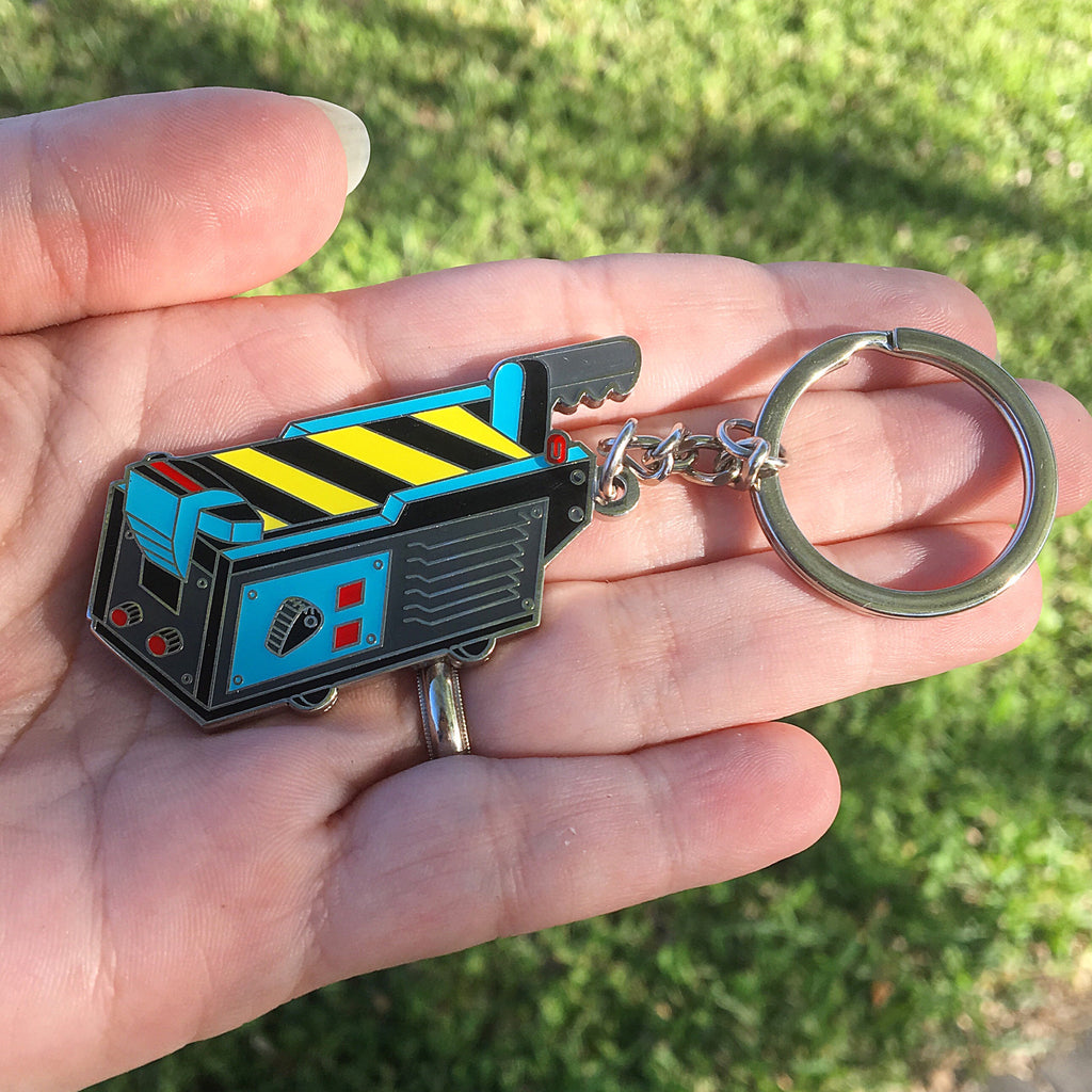 Ghost Trap - Keychain - Imperfect Sale!