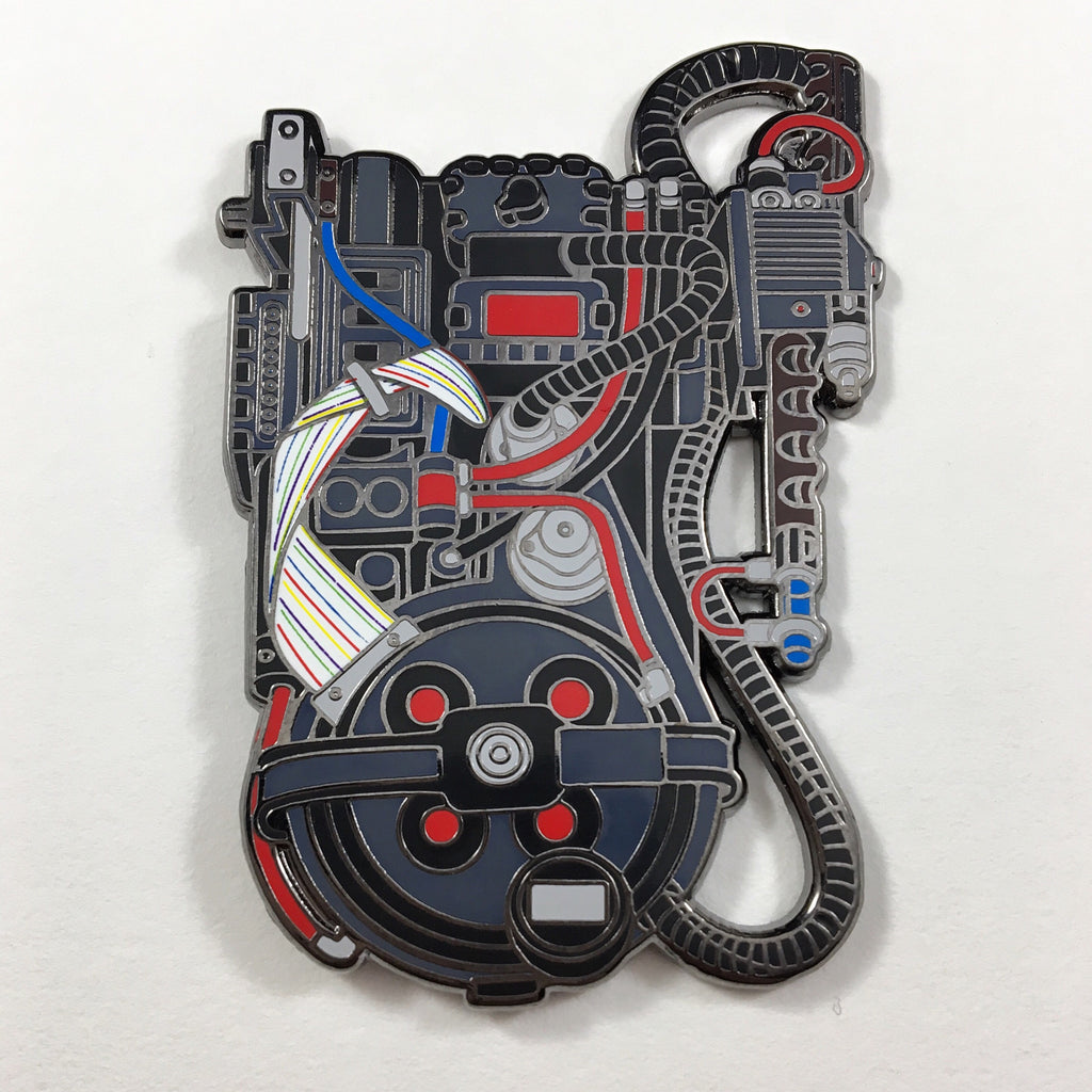 Ghostbusters - Proton Pack - Gray Variant