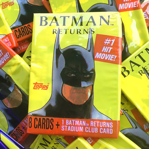 Trading Cards - Batman Returns