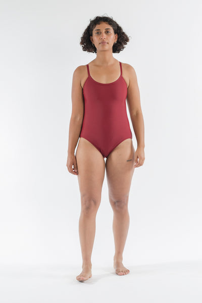 SWIM GOOD HALTER ONE PIECE