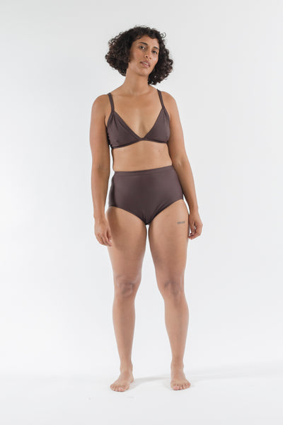 SWIM GOOD HIGH WAISTED BRIEF