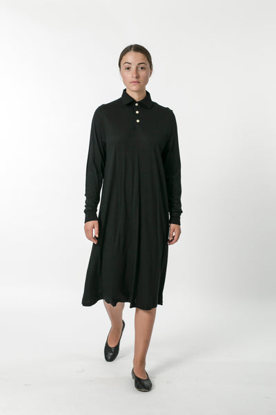AUSTRALIAN MERINO POLO DRESS