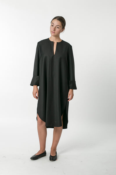 AUSTRALIAN WOOL TUNIC DRESS