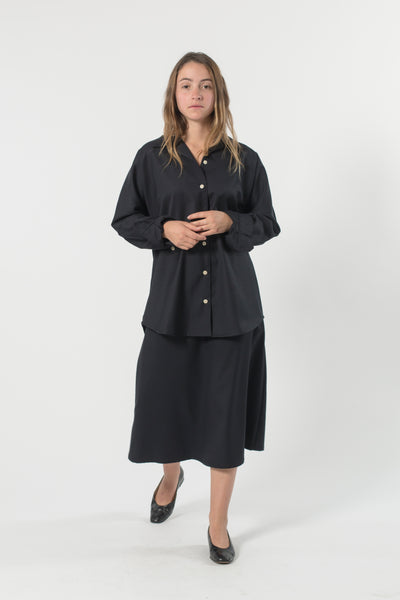 AUSTRALIAN WOOL STUDIO SHIRT