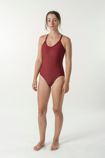 SWIM GOOD V ONE PIECE