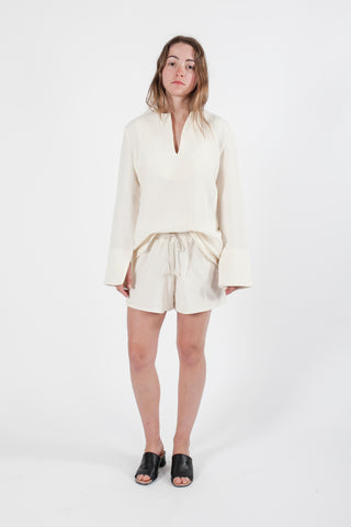 HEMP SILK TUNIC