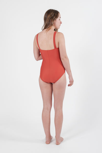 SWIM GOOD BANDED ONE PIECE