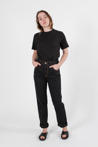 THE PROJECT 1 JEANS | BLACK