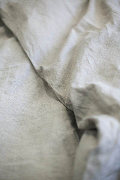 OATMEAL HEMP LINEN TOP SHEET