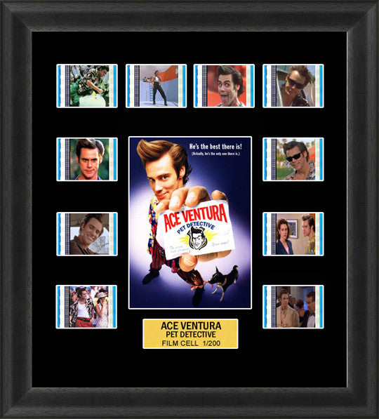 35mm film cells ace ventura pet detective