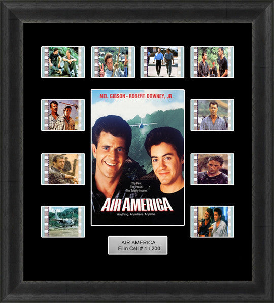 mel gibson air american film cells