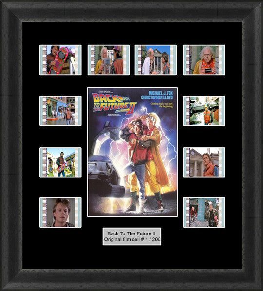 back to the future 2 film cells