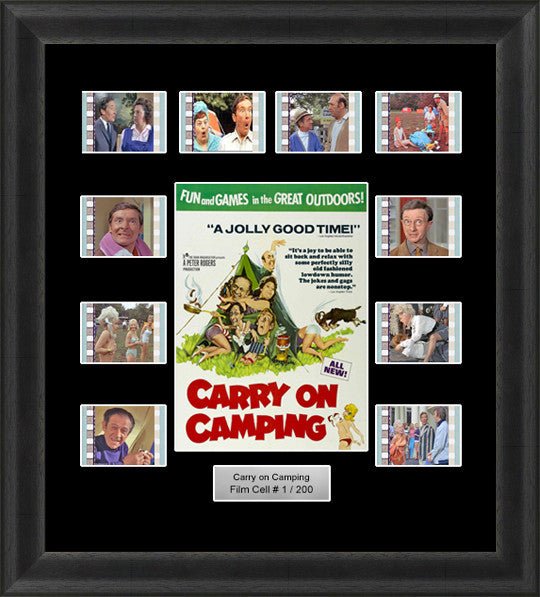 carry on camping film cells