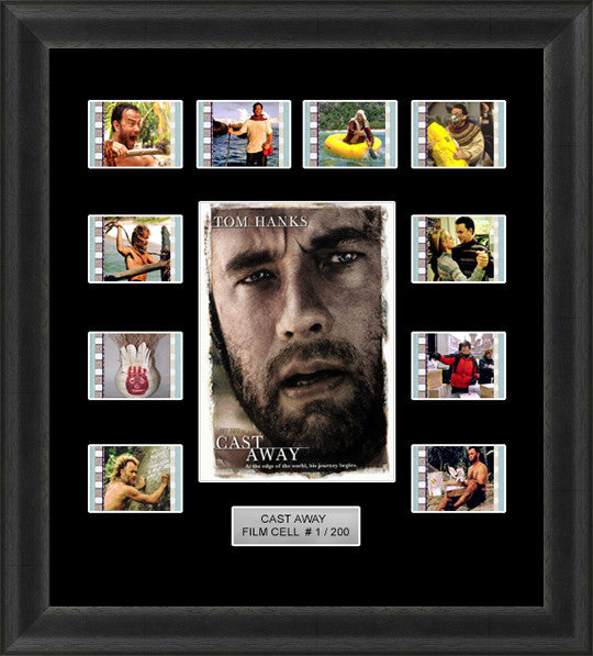 Cast Away film cells