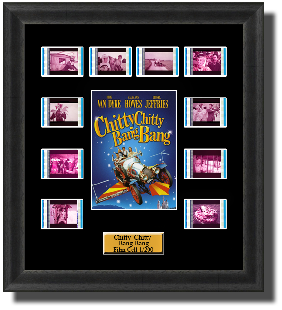 chitty bang film cells