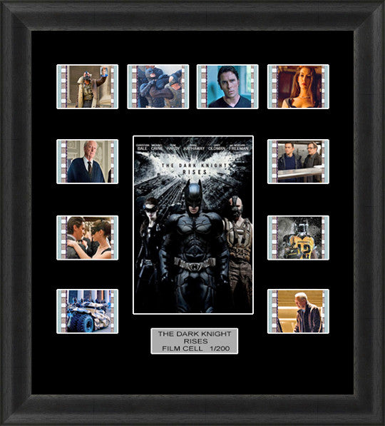 batman dark knight rises film cells
